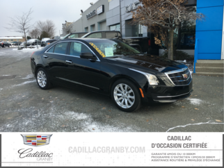 Cadillac ATS Sedan AWD DÉMARREUR A DISTANCE  SIÈGE CHAUFFANTS 2017