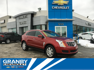 Cadillac SRX 3.0 Luxury 2011