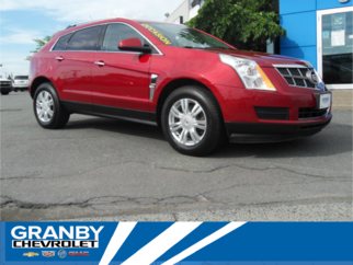 Cadillac SRX Luxury AWD  TOIT OUVRANT  ULTRAVIEW 2012