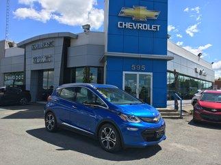 Chevrolet Bolt EV Premier 4 pneus été et  hiver groupe ecurité 2017