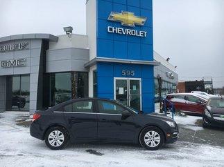 Chevrolet Cruze LT Automatique 2016