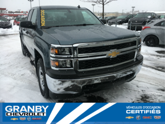 Chevrolet Silverado 1500 4.3L  CAB ALLONGÉE  HITCH 2014