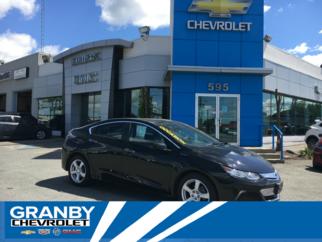 Chevrolet Volt 2 LT.  Cuir , ELECTRIQUE  0.79 c par jour * 2018