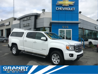 GMC Canyon 4WD SLE 2016