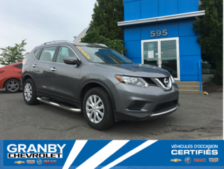 Nissan Rogue Awd   S 2015