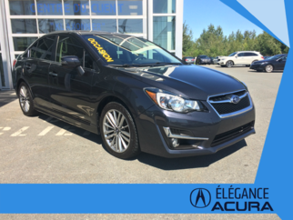 Subaru Impreza LIMITED, EYESIGHT, GPS, CUIR, TOIT 2015