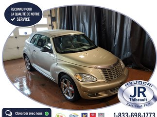Chrysler PT Cruiser GT décapotable turbo **FINANCEMENT ACCORD D** 2005