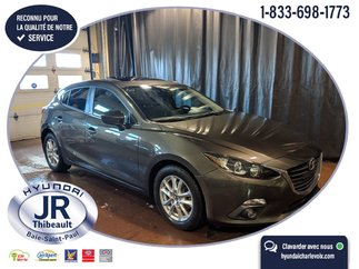 Mazda Mazda3 GS AUTO TOIT GARANTIE FULL 31/12/2019 OU 120000KM 2014