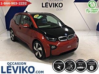 BMW I3 REX EV 2015