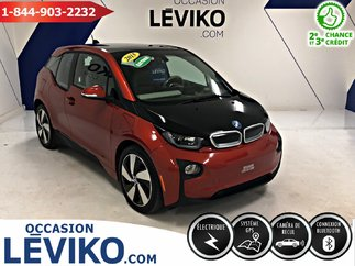 BMW I3 REX EV (BORNE 1-2-3) 2015