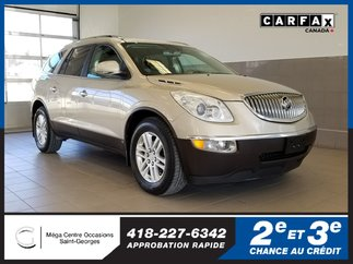 Buick Enclave CX / AWD / 7 PASSAGER 2009