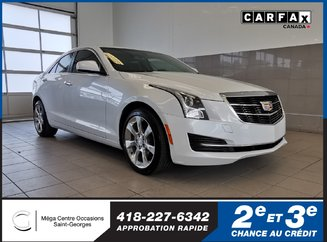 Cadillac ATS Sedan AWD  2.0T 2015
