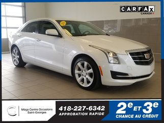Cadillac ATS Sedan AWD / 2.0T 2016