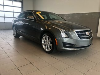 Cadillac ATS Sedan AWD 2016