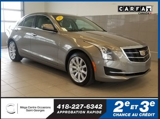 Cadillac ATS Sedan AWD / 2.0L 2017