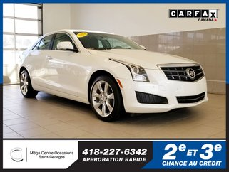 Cadillac ATS LUXURY /  AWD / V6 3.6L 2014