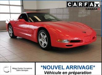 Chevrolet Corvette Targa 1999