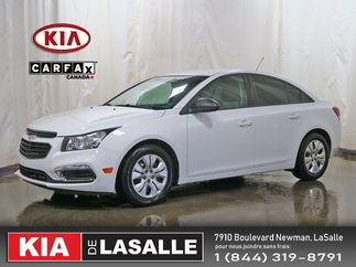 Chevrolet Cruze LS // air clim // Bluetooth // Onstar 2015