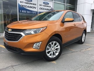 Chevrolet Equinox LT AWD TOUT EQUIPÉ APPLE CARPLAY MAGS IMPECCABLE 2018