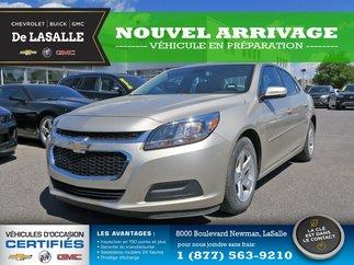 Chevrolet Malibu LS // Prix de Liquidation...! 2015