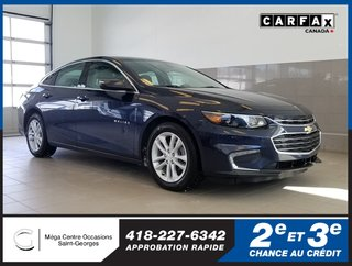 Chevrolet Malibu LT / 1.5L TURBO 2016