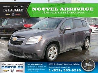 Chevrolet Orlando LT / AUTOMATIQUE / 7 PASSAGER 2014