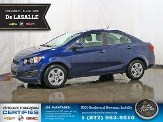 Chevrolet Sonic LS / AUTOMATIQUE 2014