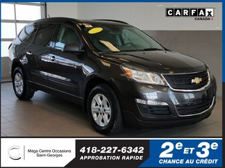 Chevrolet Traverse LS /AWD / 8 PASSAGERS 2015