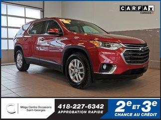 Chevrolet Traverse LT / AWD / 7 PASSAGERS 2019