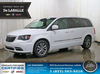 Chrysler Town & Country S//Cuir,7 Places/GPS/DVD/Sieges Chauffants... 2015