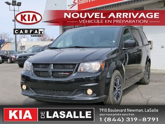 Dodge Grand Caravan GT // Camera // DVD // Sieges Ch.// Bluetooth // 2018