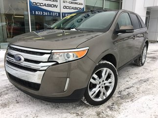 Ford Edge Limited AWD CUIR TOIT GPS MAGS 20 2014