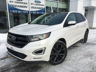 2015 Ford Edge Sport AWD 401 A FULL  EQUIPÉ MAGS 21 V6 2.7L ECO
