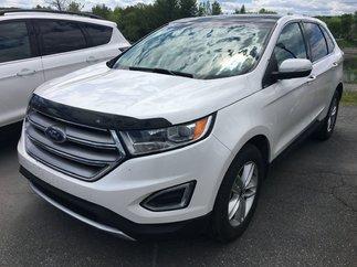 Ford Edge SEL AWD V6 FULL CUIR TOIT GPS HITCH CAMERA 2016