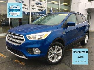 Ford Escape SE AWD CERTIFIÉ FORD TAUX 1.9$ 72 MOIS ETAT NEUF 2017