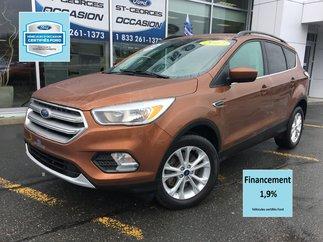 Ford Escape SE AWD 200 A TOUT EQUIPÉ CERTIFIÉ FORD TAUX 1.9 %1 2017