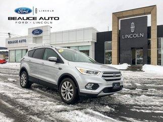 Ford Escape Titanium / toit panoramique / Awd 2018