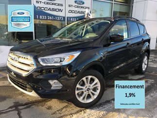 Ford Escape SEL AWD CERTIFIÉ FORD TAUX 1.9 % CUIR TOIT GPS 2018