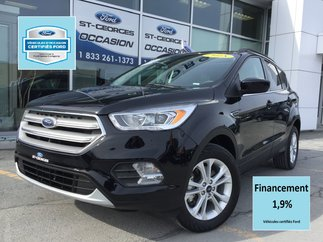Ford Escape SEL AWD CERTIFIÉ FORD TAUX 1.9% CUIR TOIT GPS 2018