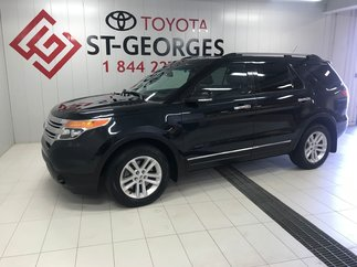 Ford Explorer XLT,8 PASSAGERS 2014