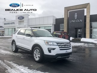 Ford Explorer XLT / AWD / TOIT OUVRANT / 7 PASSAGERS 2018