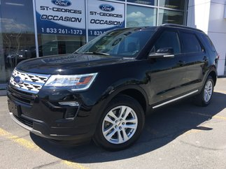 Ford Explorer XLT V6 AWD CUIR TOIT GPS MAGS 18 IMPECCABLE 2018