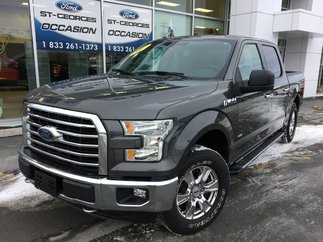 Ford F-150 XLT XTR CREW 5 1/2 2.7L ECOBOOST IMPECCABLE 300A 2016