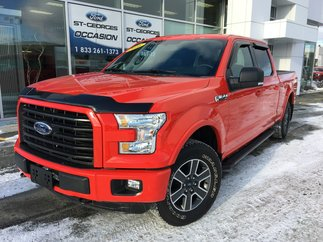 Ford F-150 XLT SPORT 301 A CREW 6 1/2 V8 5.0L IMPECCABLE 2016