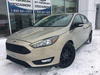 Ford Focus SE ENS SPORT BLACK PACK GPS 2016