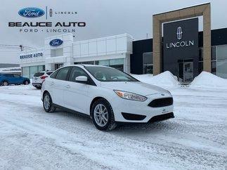 Ford Focus SE / manuel 2018