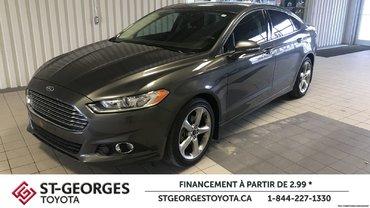 Ford Fusion SE,GARANTIE PROLONGÉ 2015