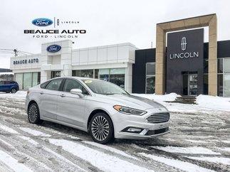 Ford Fusion SE / AWD / CUIR / TOIT / GPS / 82$ / sem. * 2017