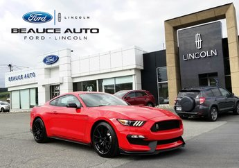 Ford Mustang SHELBY GT350 / 526HP / RARE / NAV / CUIR 2016