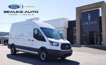 Ford Transit Cargo Van 250 HR van 2017